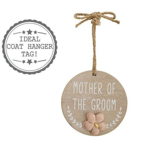 Langs - Wedding Tags - Mother of the Groom