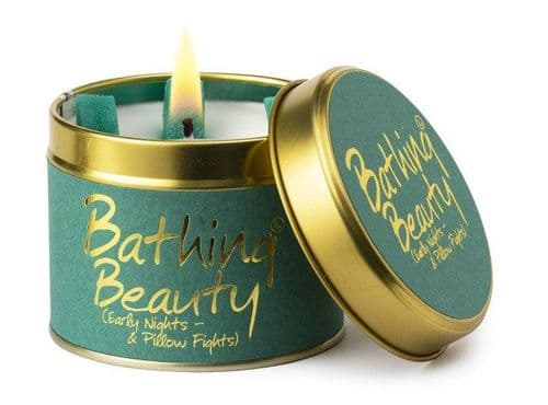 Lily-Flame - Bathing Beauty Tin Candle