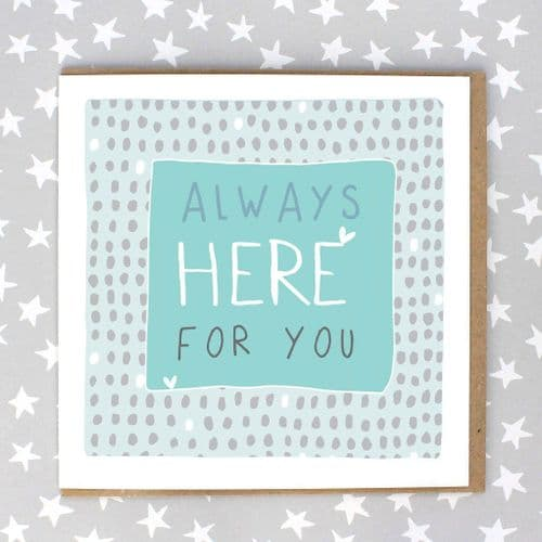Molly Mae - Always Here For You - Card