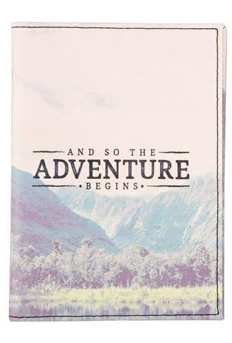 Sass & Belle - Adventure - Passport Holder