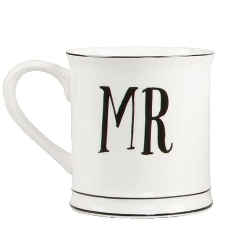 Sass & Belle - Mr / Mrs mug