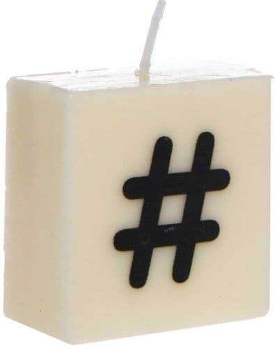 Say It With A Candle - Hashtag #
