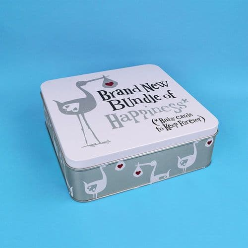 The Brightside - Brand New Bundle Of Happiness TIn