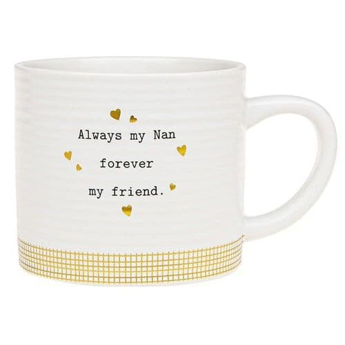Thoughtful Words - Ceramic Mug - Nan (494)