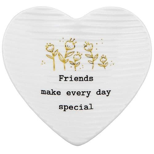 Thoughtful Words - Trinket Dish - Friends / Special