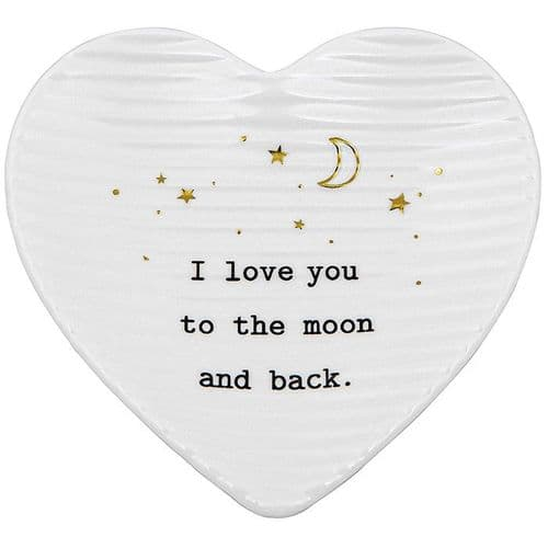 Thoughtful Words - Trinket Dish - Love You