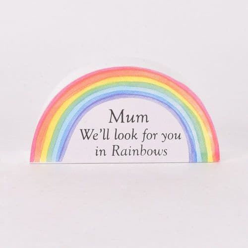 Thoughts Of You - Mum In Rainbows