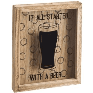 Transomnia - Beer Bottle Top Holder