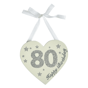 Transomnia  - Birthday Glitter Heart - 80