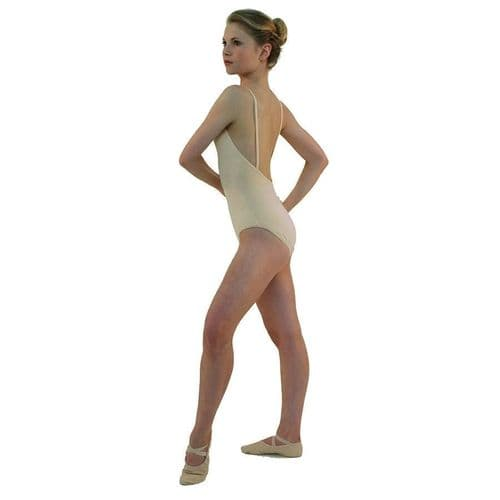 DANSEZ Dans-ez Dance Leotard Undergarment Underlayer Nude Flesh Girls / Adults