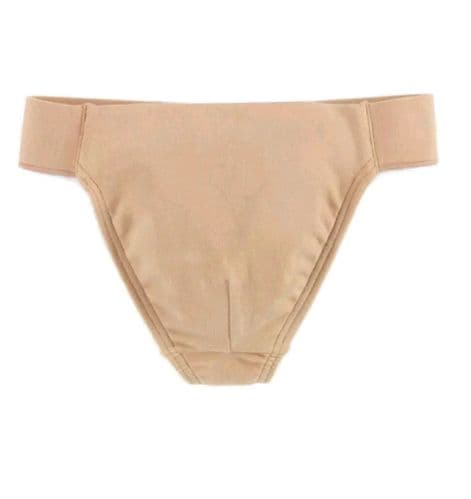 INTERMEZZO BOY'S Ballet Dance Belt Thong Support Underwear Pants Briefs Nude
