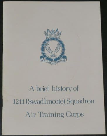 A brief history of 1211 (Swadlincote) Air Training Corps