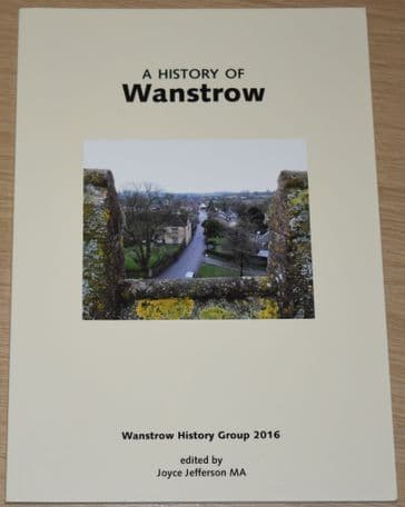 A History of Wanstrow, edited by Joyce Jefferson