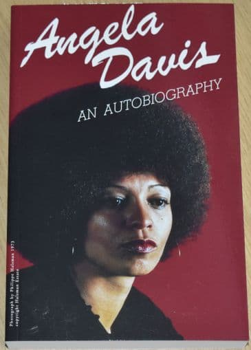 Angela Davis, An Autobiography