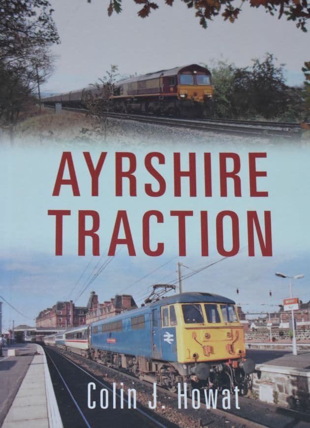 Ayrshire Traction, by Colin J. Howat