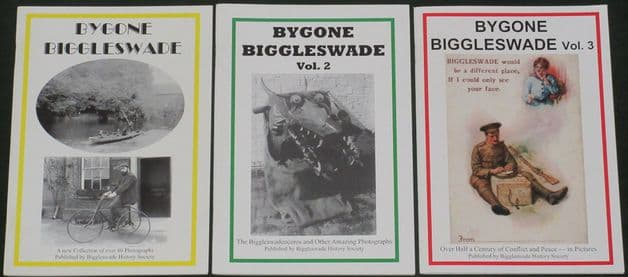 Bygone Biggleswade, Volumes 1, 2 and 3