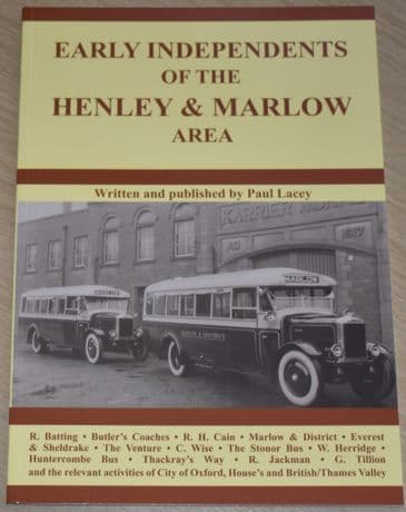 Early Independents of the Henley & Marlow Area, by Paul Lacey