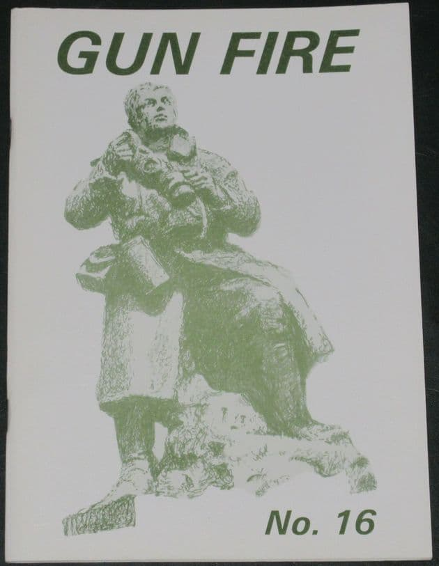 Gun Fire (Number 16), edited by A.J. Peacock