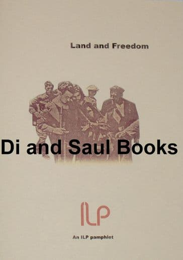 Land and Freedom, by Barry Winter