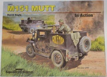M151 Mutt in Action, by David Doyle