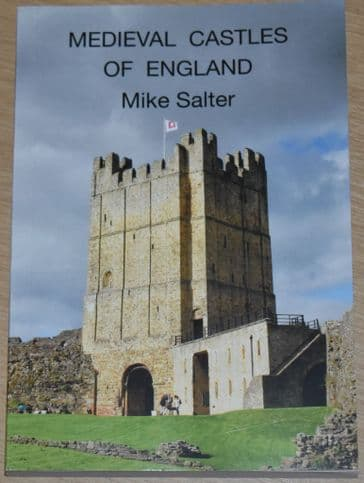 Medieval Castles of England, by Mike Salter