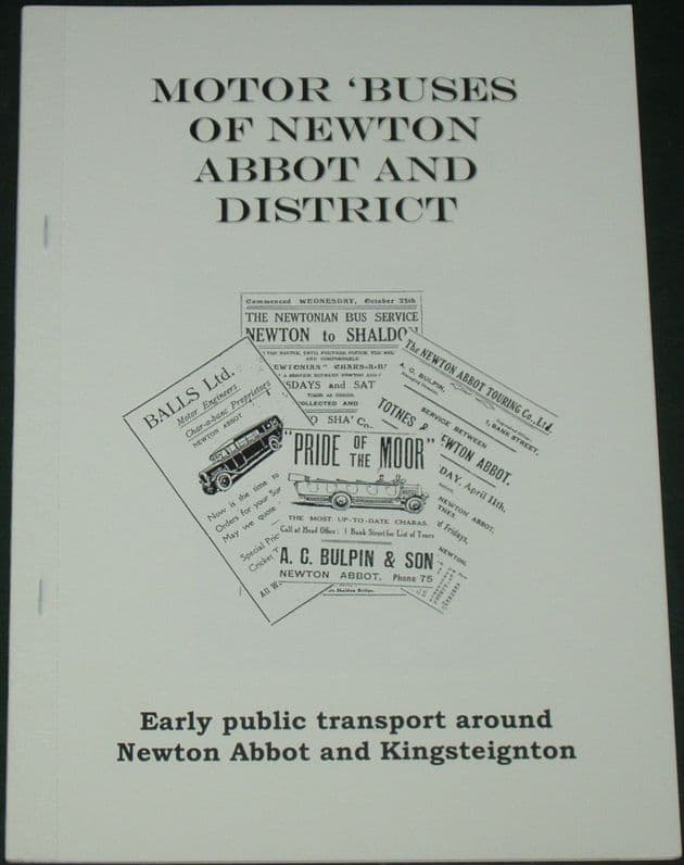Motor Buses of Newton Abbot and District