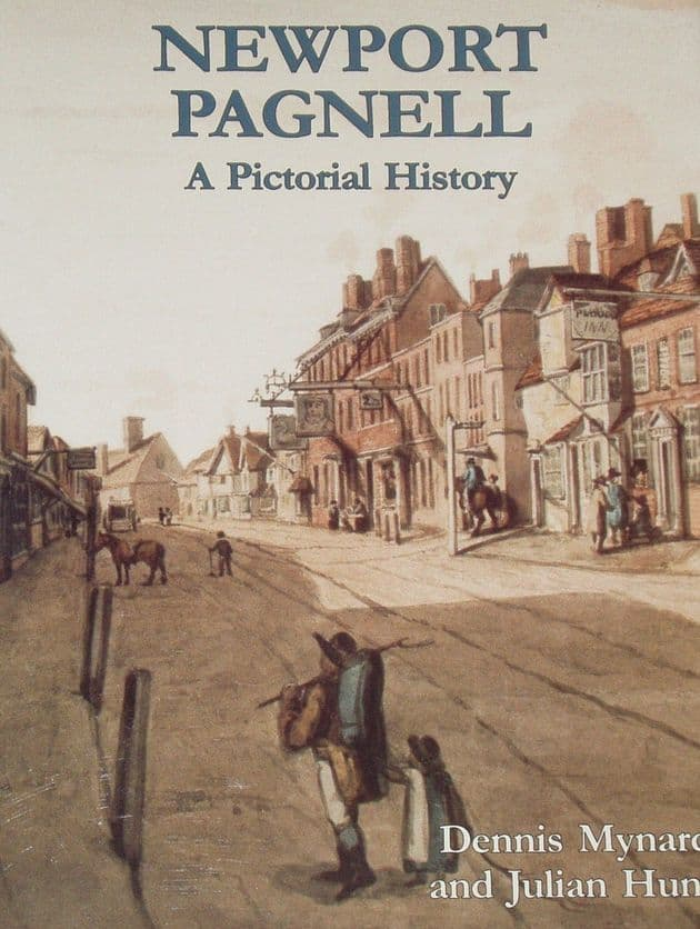 Newport Pagnell - A Pictorial History, by D Mynard and J Hunt