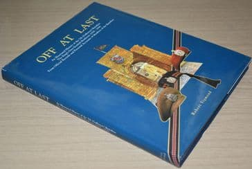 Off At Last, by Robert Sigmond (Hardback with Dust Jacket)