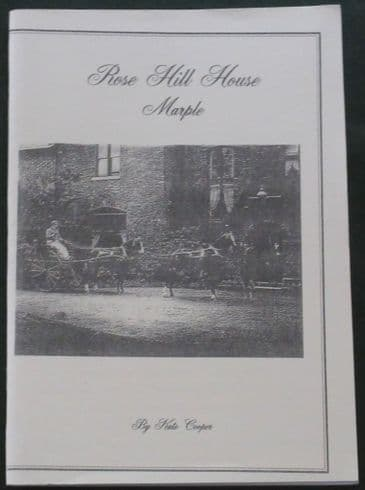 Rose Hill House, Marple, by Kate Cooper
