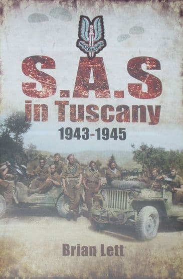 S.A.S in Tuscany 1943-1945, by Brian Lett