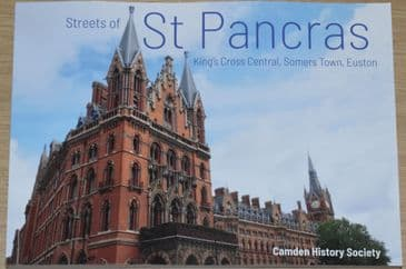 Streets of St Pancras - Kings Cross Central, Somers Town and Euston