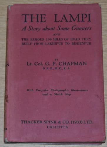 The Lampi - A Story about some Gunners, by G.P. Chapman