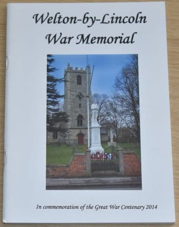 Welton-by-Lincoln War Memorial