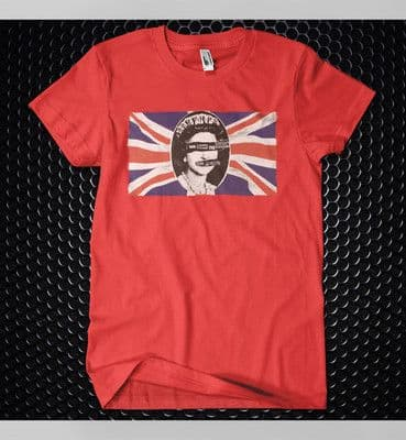 The Sex Pistols God Save The Queen t-shirt