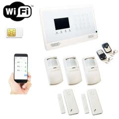SENTRY WIFI WIRELESS IP APP CONTROLLED HOUSE ALARM SOLUTION 2