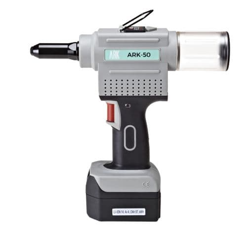 ARK - 50 Battery Powered Riveting Tool