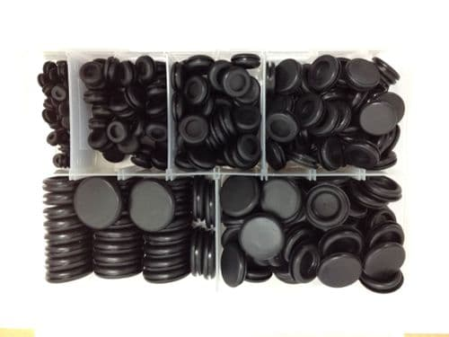 Assorted Box of Blanking Grommets