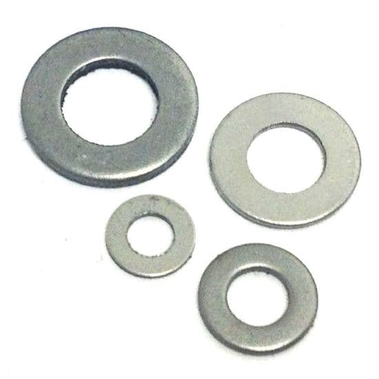 BA Flat Washers - Steel