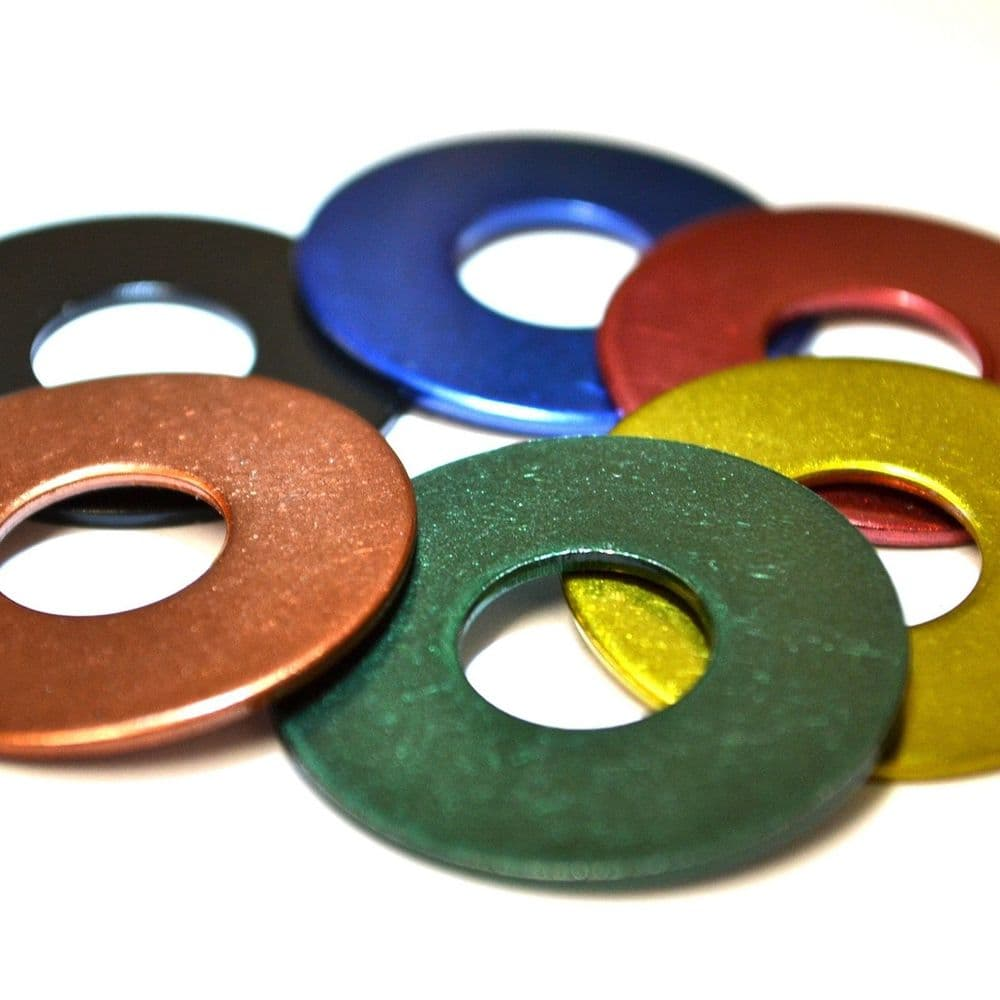 M12 x 35 x 1.5 GWR Colourfast® Stainless Penny Washers