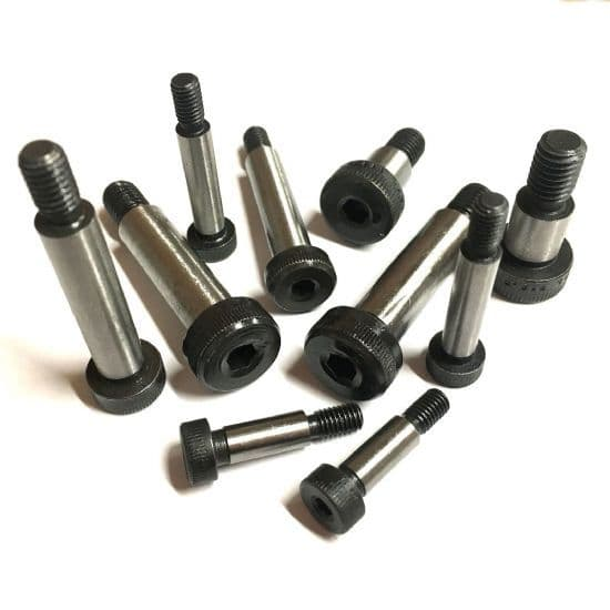 Socket Shoulder Bolts - 12.9 High Tensile