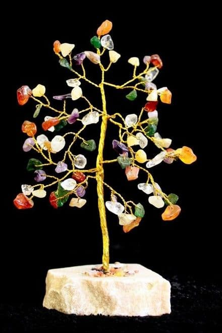 Multi Stone Gemstone Tree (80 Stone)