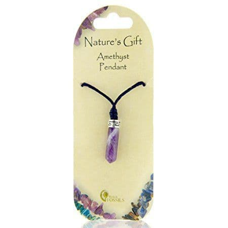 Natures Gift Amethyst Point Pendant