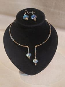 Necklace and Earring set 05