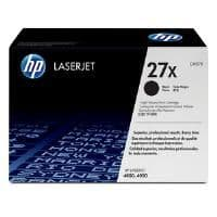 HP 27X Original Toner Cartridge High Yield (C4127X) 10,000 pages