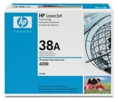 HP 38A Original Toner Cartridge (Q1338A) 12,000 pages