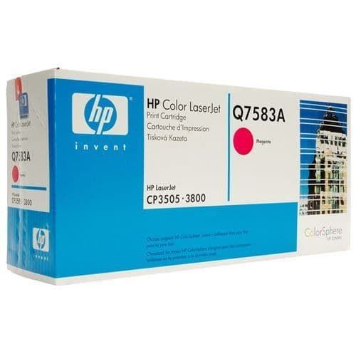 HP 503A Magenta Original Toner Cartridge (Q7583A) 6,000 pages