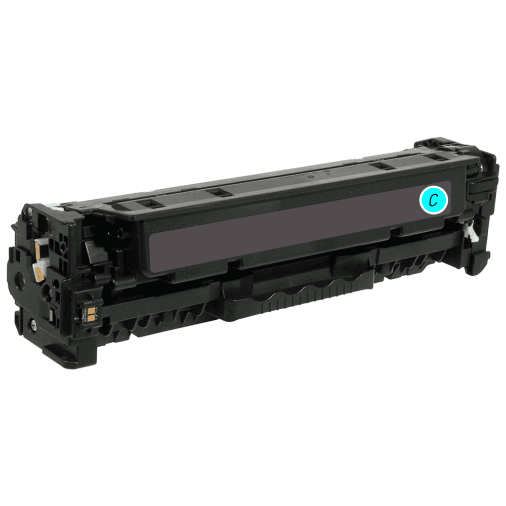 Brown Box HP 305A Cyan Toner Cartridge (CE411A) 2,600 pages
