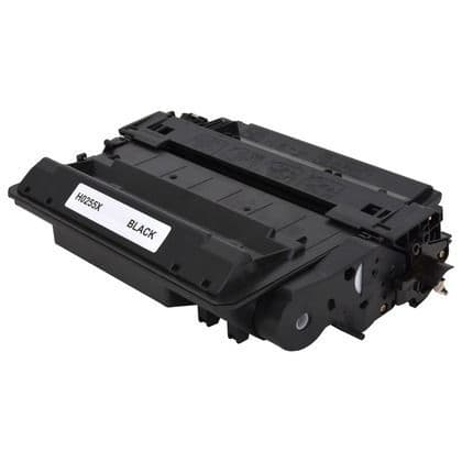 Brown Box HP 55X Toner 12.5k pages (CE255X)