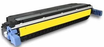 Brown Box HP 643A Yellow Toner Cartridge (Q5952A) 10,000 pages