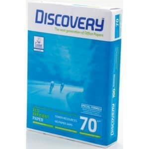 Discovery A4 Laser/Copier Paper 70gsm 2500 sheets